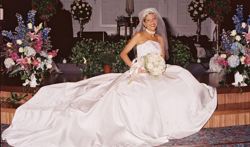 Bride dress 2